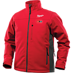 M12 HEATED TOUGHSHELL JACKET  KIT 2X (RED)